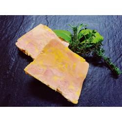 Terrine de foie gras de canard des Landes