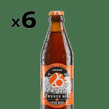 Bière Ambrée 26