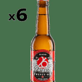 Bière Blonde 26