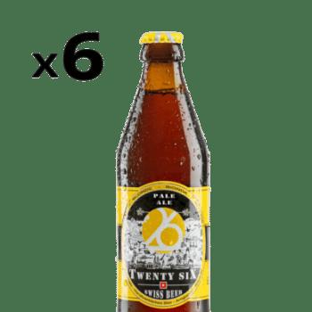 Pale Ale 26 – Bouteille